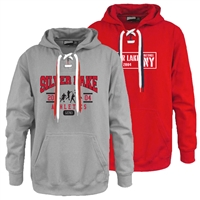 SILVER LAKE FACEOFF HOODY