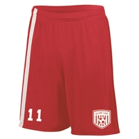 SILVER LAKE ATTACKING SOCCER SHORTS