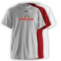 SILVER LAKE UNDER ARMOUR TEE