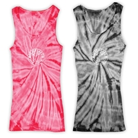 SILVER LAKE TIE DYE TANK TOP