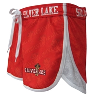 SILVER LAKE  SUBLIMATED GIRLS SHORTS