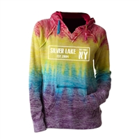 SILVER LAKE COURTNEY BURNOUT V-NOTCH SWEATSHIRT