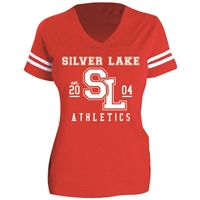 SILVER LAKE LADIES GAME DAY TEE