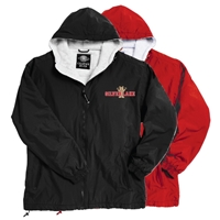 SILVER LAKE FULL ZIP JACKET WITH HOOD