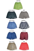 SILVER LAKE FLANNEL BOXERS