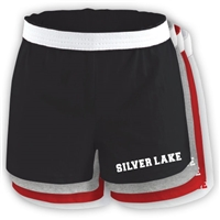 SILVER LAKE LADIES COTTON SHORT
