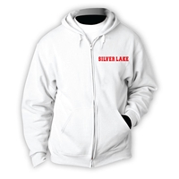 SILVER LAKE SHABBAT FULL ZIP HOODED SWEATSHIRT