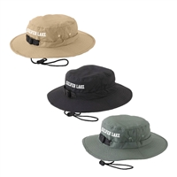 SILVER LAKE GUIDE BUCKET CAP