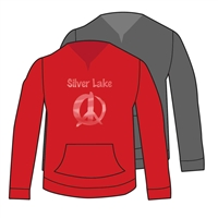 SILVER LAKE GRUNDGE HOODY CUT BY ALI & JOE