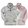 SILVER LAKE SHERPA 1/4 ZIP PULLOVER