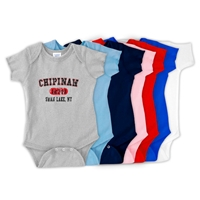 CHIPINAW INFANT ONESIE