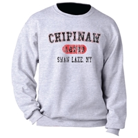 CHIPINAW OFFICIAL CREW SWEATSHIRT