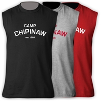 CHIPINAW SLEEVLESS TEE