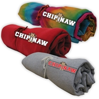CHIPINAW SWEATSHIRT BLANKET