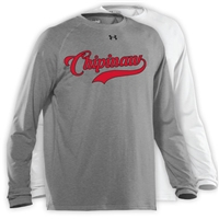 CHIPINAW UNDER ARMOUR LONGSLEEVE TEE