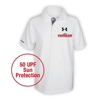 CHIPINAW YOUTH UNDER ARMOUR POLO