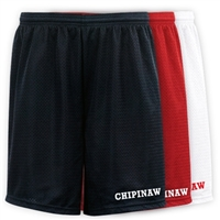 CHIPINAW EXTREME MESH ACTION SHORTS
