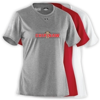 CHIPINAW LADIES UNDER ARMOUR TEE