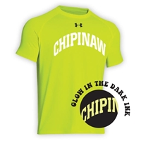 CHIPINAW HYPER COLOR UNDER ARMOUR TEE