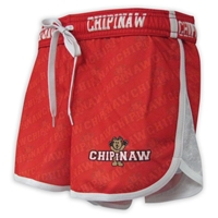 CHIPINAW SUBLIMATED GIRLS SHORTS