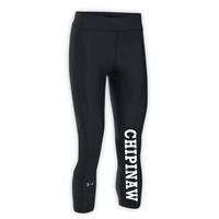 CHIPINAW LADIES UNDER ARMOUR HEAT GEAR CAPRI