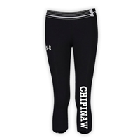 CHIPINAW GIRLS UNDER ARMOUR HEAT GEAR ALPHA CAPRI