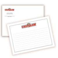 CHIPINAW NOTE CARDS x