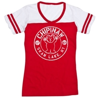 CHIPINAW POWDER PUFF T-SHIRT