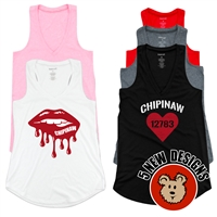CHIPINAW CUSTOM AT EASE TANK