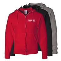 CHIPINAW FULL ZIP HOODED SWEATSHIRT