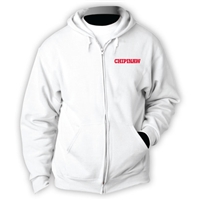 CHIPINAW SHABBAT FULL ZIP HOODED SWEATSHIRT