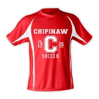 CHIPINAW SOCCER JERSEY