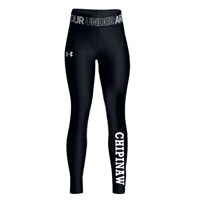 CHIPINAW GIRLS UNDER ARMOUR HEAT GEAR LEGGING