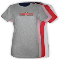 CHIPINAW GIRLS FITTED TEE