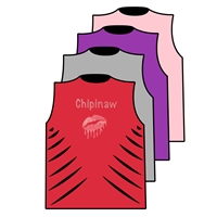 CHIPINAW  ANGLED CUT TEE BY ALI & JOE