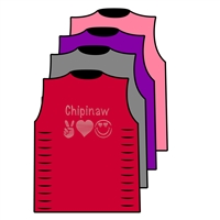 CHIPINAW CUT OUT SIDE TEE BY ALI & JOE