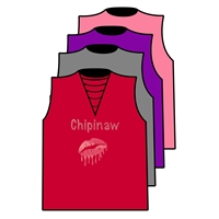 CHIPINAW DEEP RIBBON TEE BY ALI & JOE