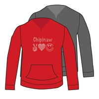 CHIPINAW GRUNDGE HOODY CUT BY ALI & JOE