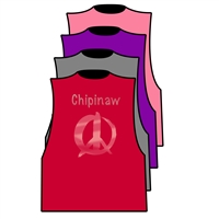 CHIPINAW MEGA CROP TEE BY ALI & JOE
