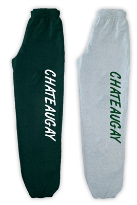CHATEAUGAY ELASTIC BOTTOM SWEATPANTS