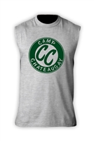 CHATAEUGAY SLEEVELESS TEE