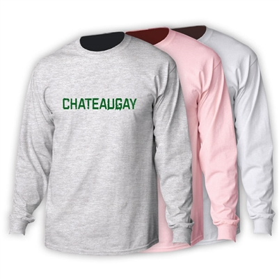CHATEAUGAY LONGSLEEVE TEE