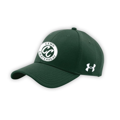 CHATEAUGAY UNDER ARMOUR CURVED BRIM STRETCH FITTED CAP