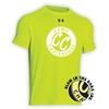 CHATEAUGAY HYPER COLOR UNDER ARMOUR TEE