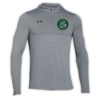 CHATEAUGAY UNDER ARMOUR TECH 1/4 ZIP HOODY