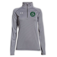 CHATEAUGAY LADIES UNDER ARMOUR STRIPE TECH 1/4 ZIP