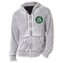 CHATEAUGAY UNISEX BURNOUT HOODY