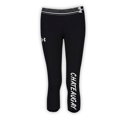 CHATEAUGAY GIRLS UNDER ARMOUR HEAT GEAR ALPHA CAPRI