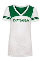 CHATEAUGAY SPORTY BURNOUT V-NECK