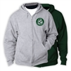 CHATEAUGAY FULL ZIP HOODED SWEATSHIRT